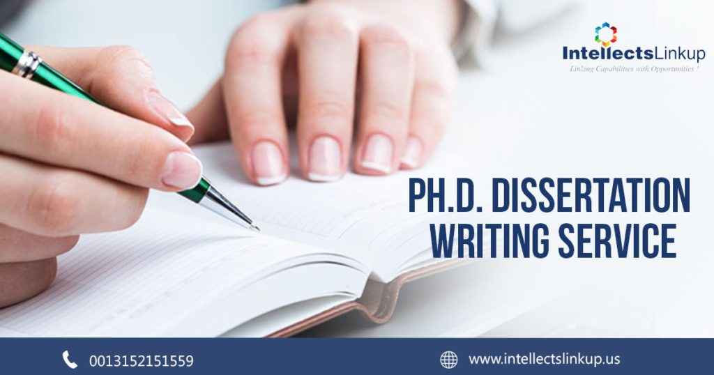 Ph.D. Dissertation Writing Service