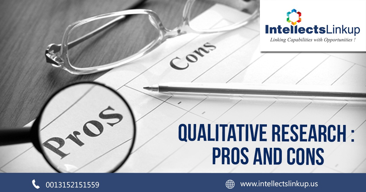 Qualitative Research: Pros and Cons