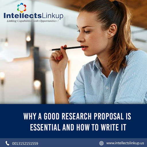 Why a Good Research Proposal is Essential and How to Write It