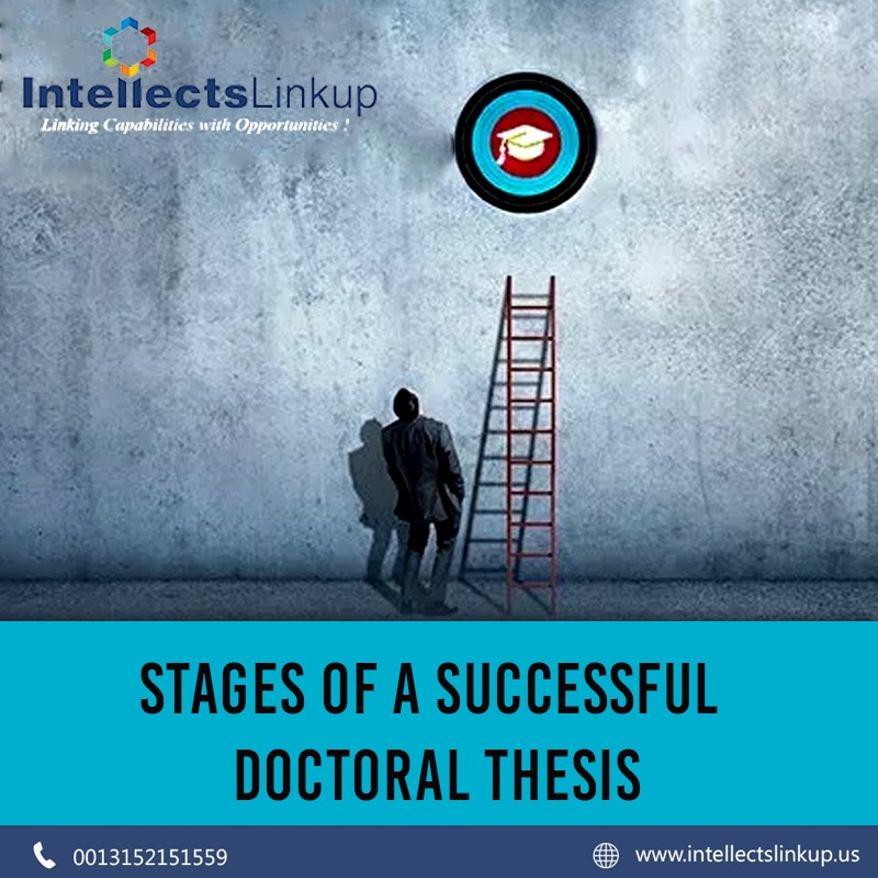 Stages of a Successful Doctoral Thesis