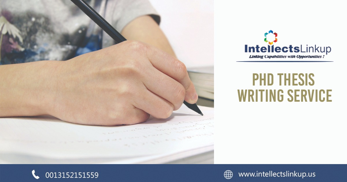 PhD Thesis writing service in New York